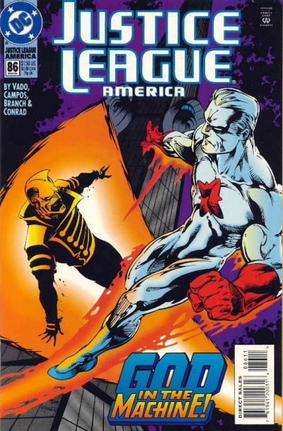 Justice league  86