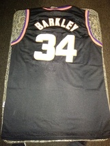 Charles Barkley #34 Phoenix Suns Retro Hardwood Classic New w/ TAGS High... - $179.95