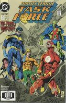 JUSTICE LEAGUE TASK FORCE #3 NM! - $1.00