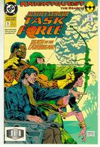 JUSTICE LEAGUE TASK FORCE #5 NM! - $1.00