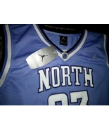 Quality North Carolina 23 Michael Jordan Jersey Stitched Michael Jordan ... - $179.95