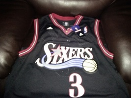 Allen Iverson #3 Sixers Stitched HIGH Quality Retro Classic New with TAGS - $22.95