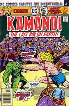 KAMANDI, THE LAST BOY ON EARTH #43 - $1.00