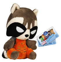 Guardians of the Galaxy Rocket Racoon Funko Mopeez Plush *NEW* - $13.99