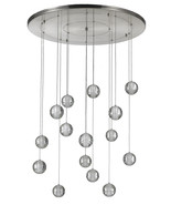 "AM6808: ""Meteor Shower"" Chandelier By Bocci (14""-30"" W & Up to 12 Ft.L) $1,155+ - $1,155.00"