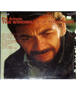 """Ed Ames  """"The Windmills Of Your Mind""""    LP - $6.00"""