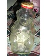 Snow Crest Bank Bottle - Vintage  - $13.00