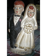 Coin Bank - Before  & After  Couple Bank - $9.90