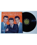DION AND THE BELMONTS MEGA-RARE NRMT 1960 1st PRESS WISH UPON A STAR NEA... - $173.24