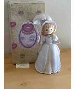 """1998 Precious Moments Always Victorian """"Hope Is Revealed Through God's W... - $45.00"""