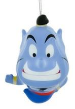 Hallmark Disney Aladdin Genie Decoupage Shatterproof Christmas Ornament NWT - $9.99