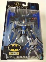 legends of the dark knight shatter blade batman, unopened - $21.59