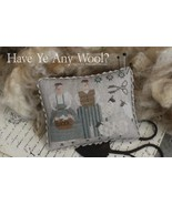 Have Ye Any Wool ? cross stitch chart  With Thy Needle  - $12.00