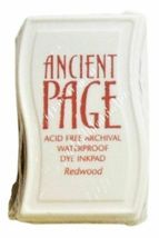Ancient Page Mini Ink Pads, You Choose! image 3