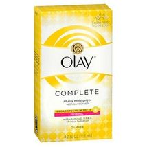Olay Complete All Day Moisturizer 1.7 OZ - SPF 15 - EXP 12/18 - $7.29