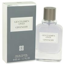 Gentlemen Only by Givenchy Eau De Toilette Spray 1.7 oz - $31.48