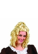 RG Costumes Colonial Lady Wig, Blonde - $25.63
