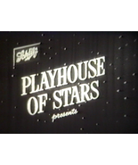 SCHLITZ PLAYHOUSE of STARS (1951) 54 Episodes - $24.95
