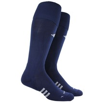 ADIDAS Formotion Elite OTC Soccer Socks sz M Medium (5-8.5) Navy Blue Cl... - $13.59
