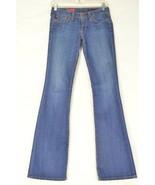 AG Adriano Goldschmied jeans 24 x 33 Club slim leg slight flare tall - $29.69