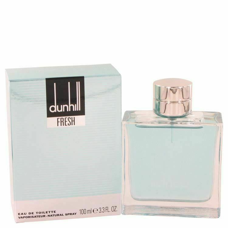 Dunhill Fresh by Alfred Dunhill Eau De Toilette Spray 3.4 oz for Men - $26.80