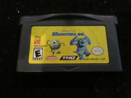 NINTENDO GAMEBOY GAME BOY ADVANCE MONSTERS INC GAME CARTRIDGE PRE-OWNED - $9.99