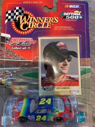 Winner's Circle Speedweeks 99 Series, Jeff Gordon, #24, DuPont Monte Carlo
