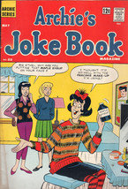 Archie's Joke Book Magazine #88 (May 1965, Archie) Comic Book - $6.99