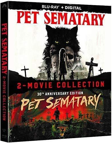 Pet Sematary 2019/1989 [Blu-ray + Digital]
