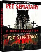 Pet Sematary 2019/1989 [Blu-ray + Digital]