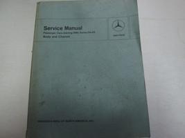 1968 Mercedes Benz Series 114 115 Service Repair Shop Manual Factory OEM... - $59.35