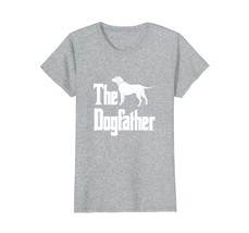The Dogfather t-shirt Labrador silhouette funny dog - $19.99+