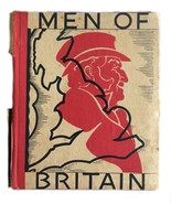 Men of Britain Margaret Tournour C.J. Kaberry 1942 - $16.82
