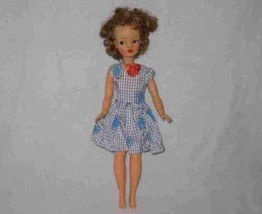 """So Sweet Vintage 12"""" Ideal TAMMY Doll Nice Cheek Color - $96.61"""