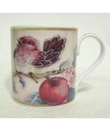 Valerie Pfeiffer Bird Duo Mug L. Strecko Cherry Blossoms 2000 - $26.72