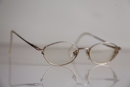 AMA Eyewear, Gold and Silver Frame,  RX-Able Prescription lenses. USA - $33.66