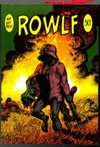 Rowlf, Rip Off Press 1971, Richard Corben, underground comix, 2nd printing - $18.00