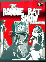 R- The Ronnie Rat Show, ,Ink Works 1982, underg... - $9.00