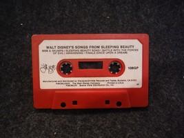 Walt Disney Songs From Sleeping Beauty  (Cassette,1985) 108GP - $2.69