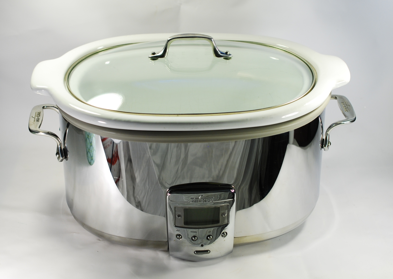 all clad slow cooker serie sc01 manual