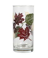 Thanksgiving Fall Leaves 15 oz Highball Glass Cooler - $10.88