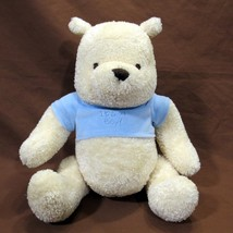 "Disney Classic Pooh Its A Boy Plush 12"" Soft Lovey Stuffed Animal Lovie - $11.99"