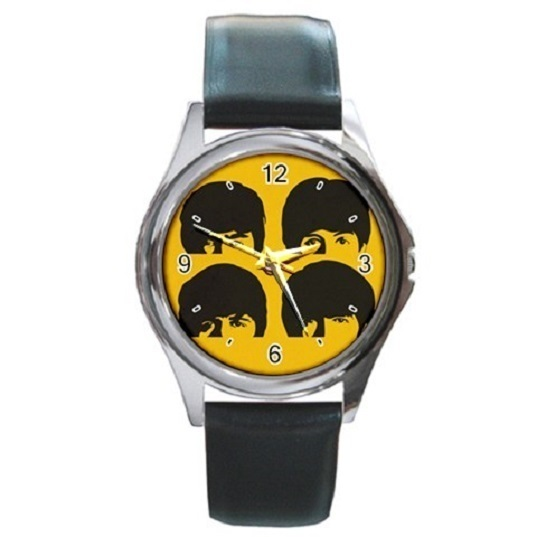 The Beatles Unisex Round Metal Watch Gift model 37982820