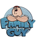 Embroidered Patch Peter Griffin Family Guy Patch - $3.95