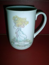 "PRECIOUS MOMENTS BY ENESCO NAME CUP ""DENISE""  FREE SHIPPING - $12.19"