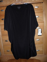 SCARLETT DRESS SIZE 14 BLACK NWT - $22.99