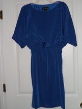 SCARLETT NITE DRESS SIZE 8 ROYAL BLUE NWT - $22.99