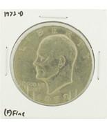 1972-D Eisenhower Dollar RATING: (F) Fine N2-2961-01 - €1,76 EUR