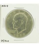 1972-D Eisenhower Dollar RATING: (F) Fine N2-2961-03 - £1.50 GBP