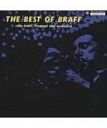 The Best of Braff Ruby Braff CD 1999 Avenue Jazz Trumpet Coronet NEW SEA... - $8.75